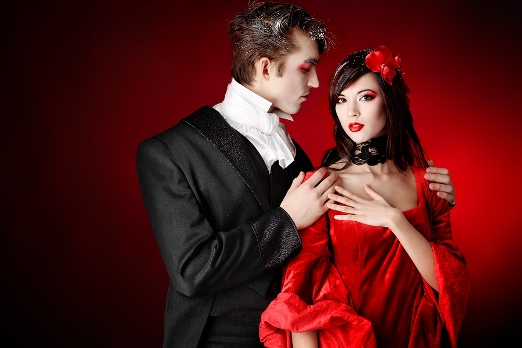 Couples Horror Movie Costumes